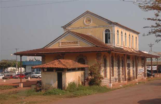 Estación Ferrocarril Guajara-mirim