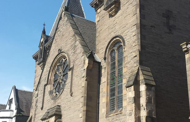 Iglesia del Nazareno en Perth
