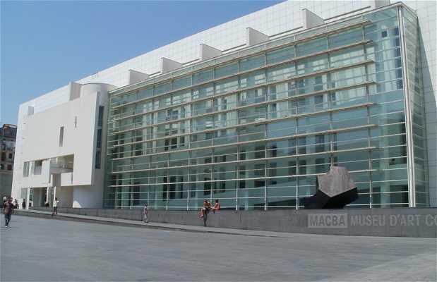 Museum of Contemporary Art of Barcelona (MACBA)