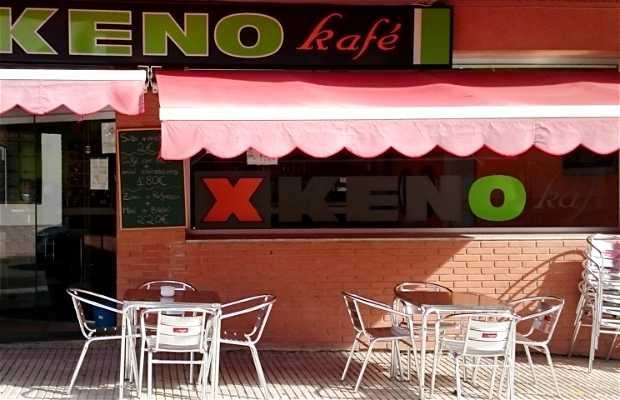 XKENO Kafe