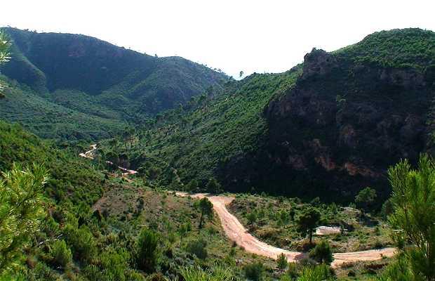 La Sierra Calderona en Mountan Bike I