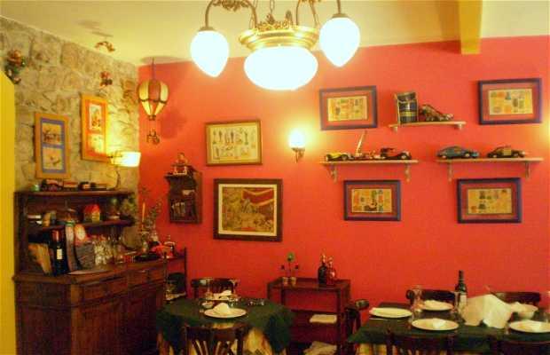 Restaurante La Juguetería