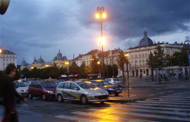 Kralja Tomislava Square