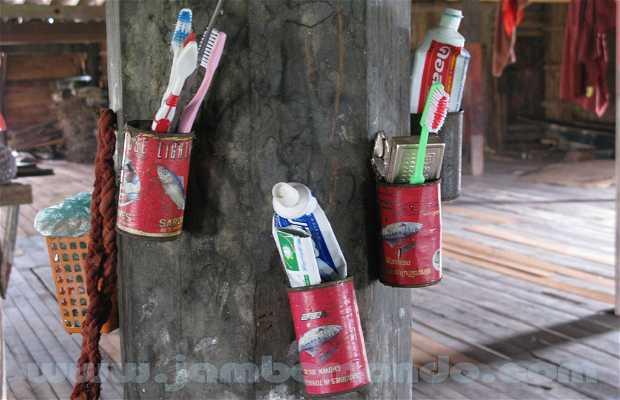 Ywa Thit – lago Inle Monastery