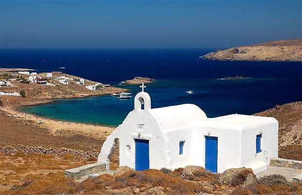 Playa de Agios Sostis
