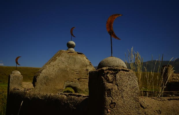 Cimitero di Kyzart