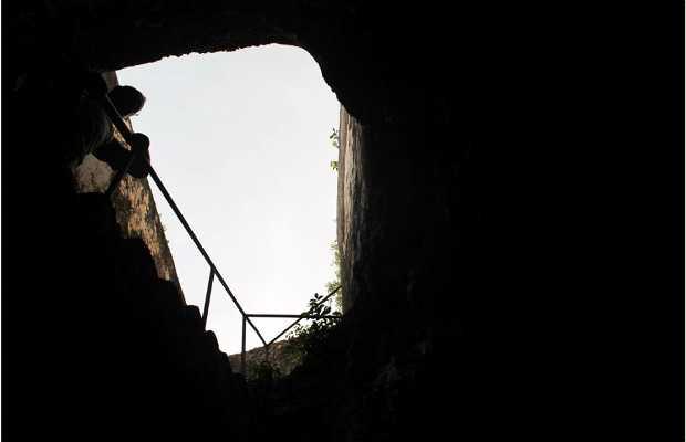 Cueva Mangapwani
