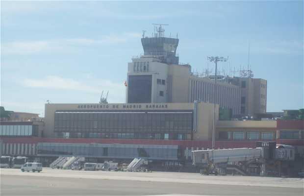 Terminal 1 do Aeroporto de Barajas