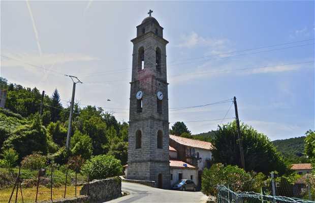 Iglesia de Santa María de Tavera