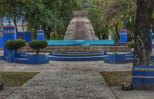 Plaza General Treviño