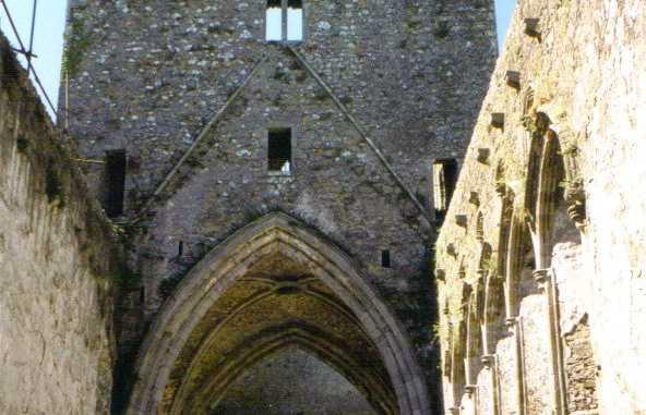Abbaye de Boyle