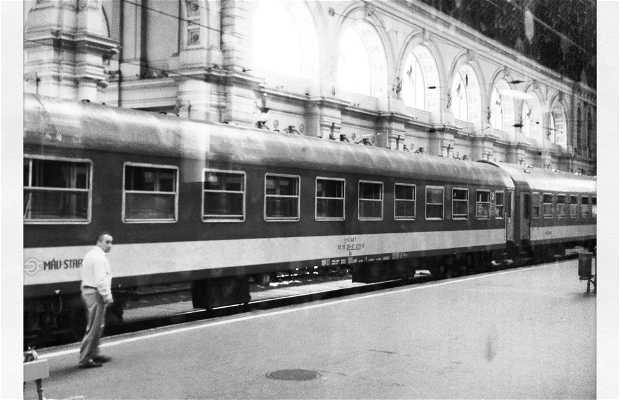 Estación de tren Bratislava