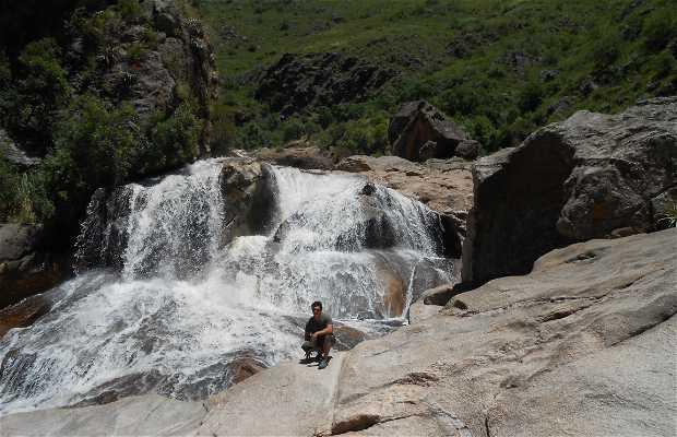 Quebrada del Rio Icho Cruz