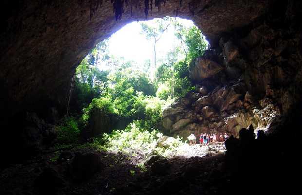 Grotta del Lago Azul