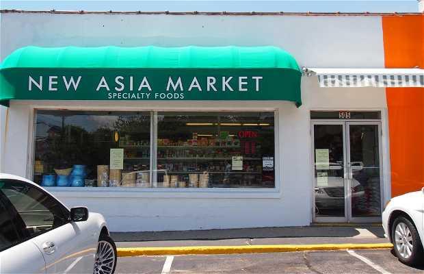 New Asia Market