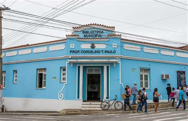 Biblioteca Municipal Prof. Cordelino T. Paulo