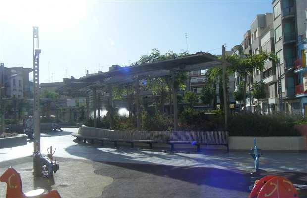 Plaza de Sant Antoni