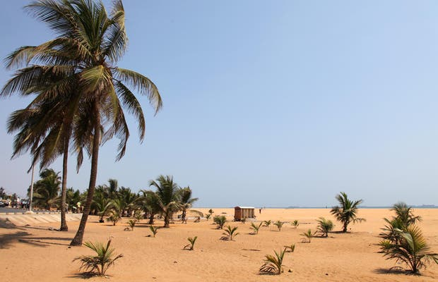 Playa de Lomé