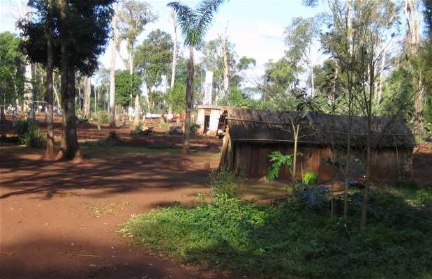 Aldea Guaraní