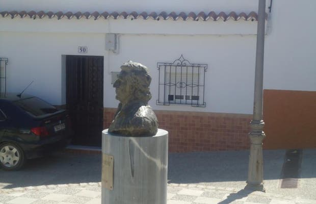 Bust of the Child of the Cava