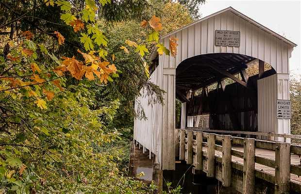 Wildcat Creek Covered Bridge