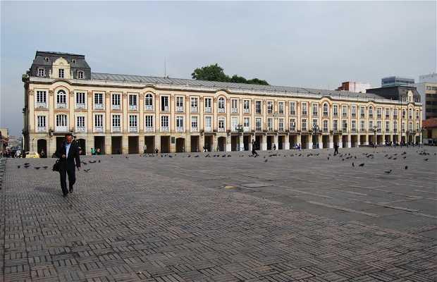 Piazza Bolivar