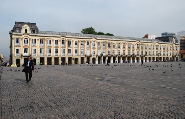 Place Bolívar