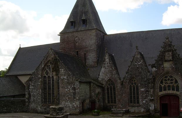 Colegiata de Notre-Dame de la Ronchaye