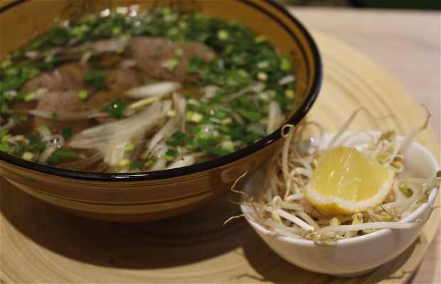 Hànội Xưa Vietnamese Restaurant