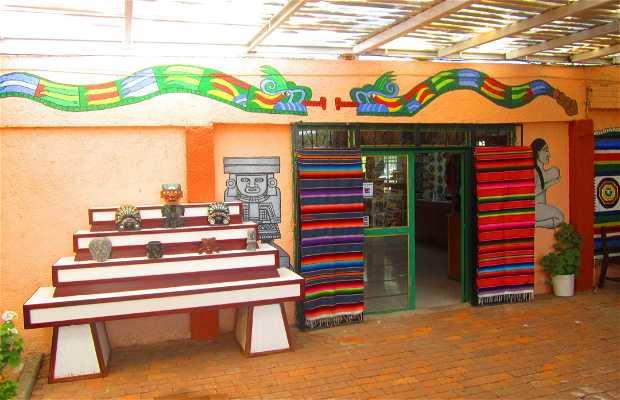 Artesanías de Teotihuacan