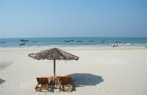 Playa de Ngwe Saung