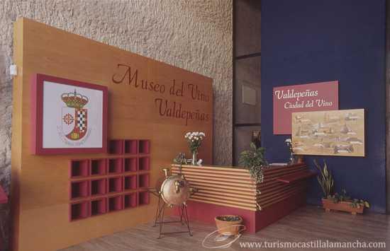 Oficina de Turismo de Valdepeñas