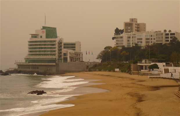Caleta Abarca Beach