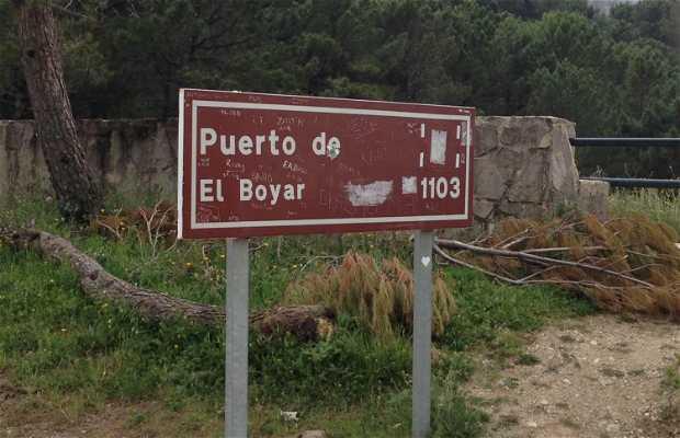 Puerto del Boyar