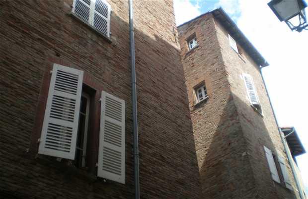 L`édifice mystérieux de la rue Prieuré