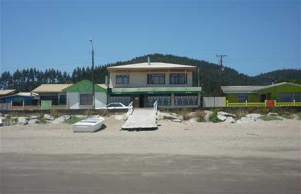 Playa de Colcura