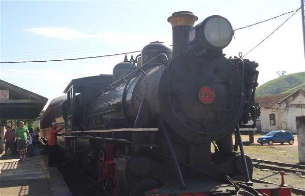 Tren de la Sierra