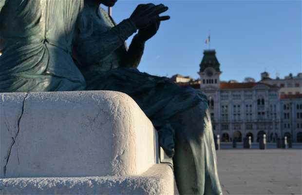 Monumento a los Bersaglieri