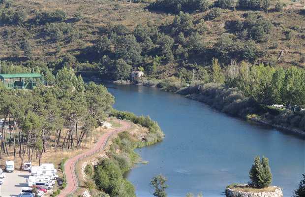 Paseo Fluvial del Río Tera