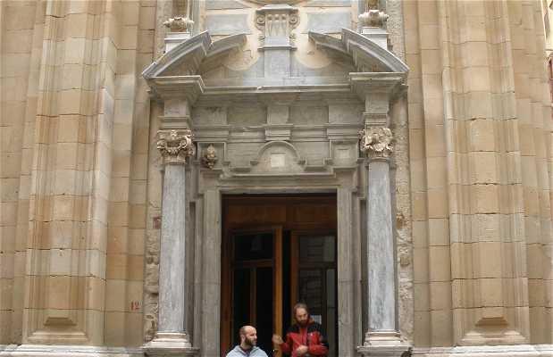 Cathédrale de San Lorenzo