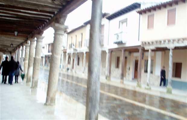 Corredera street