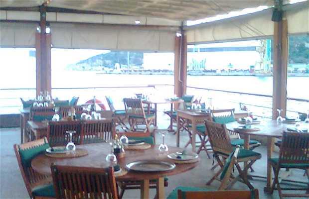 Le restaurant flottant la Patacha
