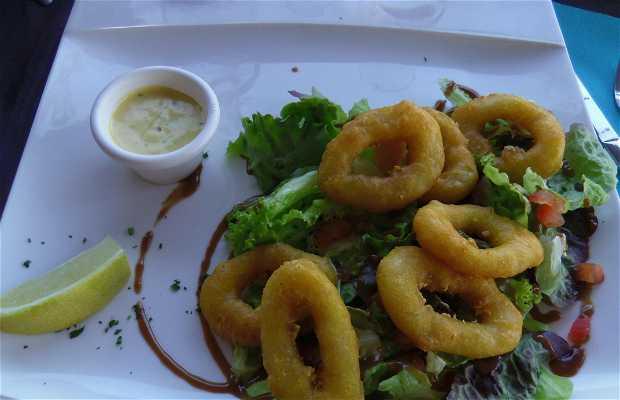 Restaurante Le Transatlantique