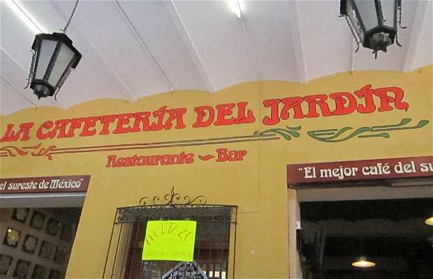 Cafeteria del Jardin