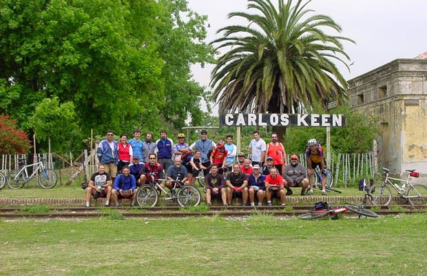 Cicloturismo Megabikers