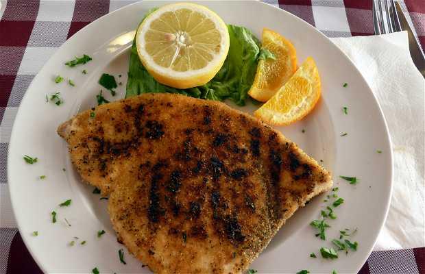 Restaurant Le chat noir
