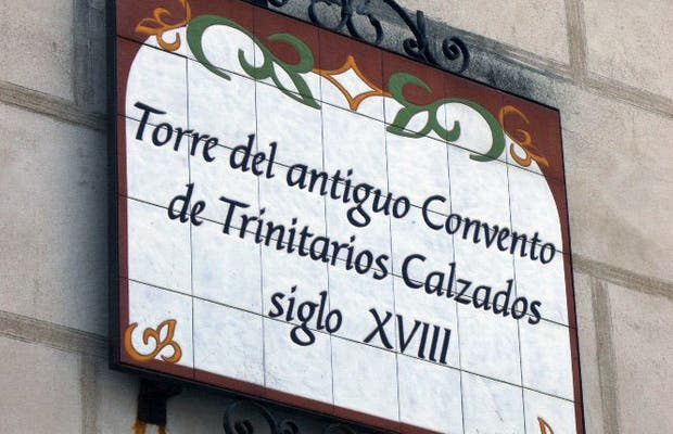 Torre de los Trinitarios