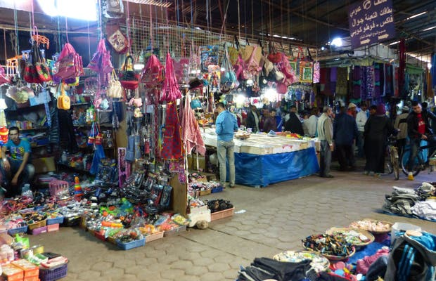 Mercado Jnane Jamaa
