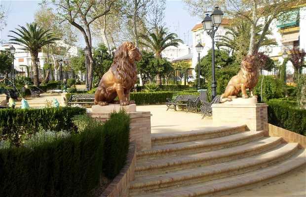 Parco Francisco Ramos Mantis a Huelva