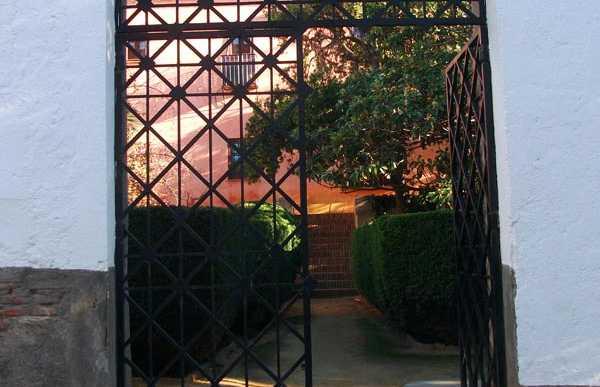 Jardín romantico